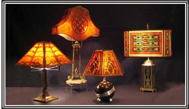 Beautiful W Lamps, Lamps, And More Lamps.